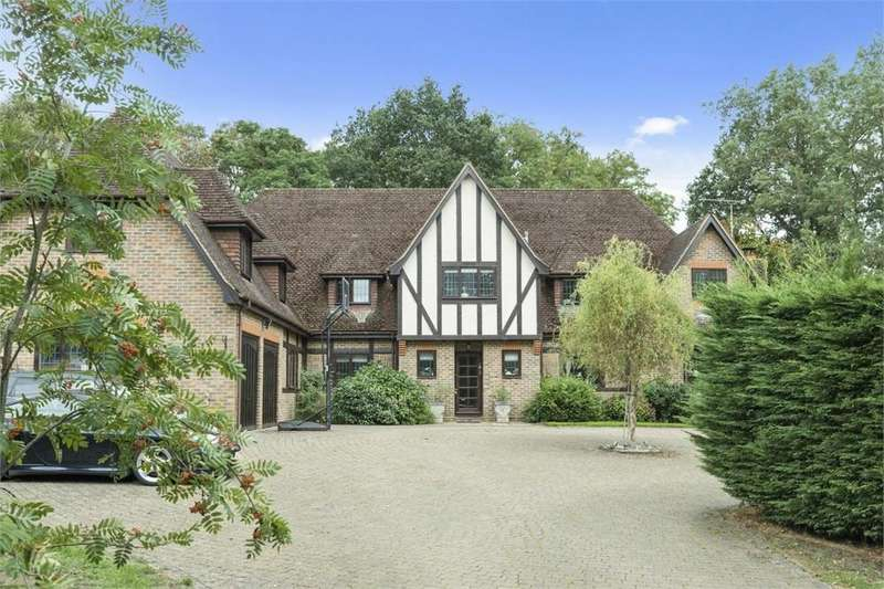 6 Bedrooms Detached House for sale in Church View, Perry Hill, Worplesdon, GUILDFORD, Surrey