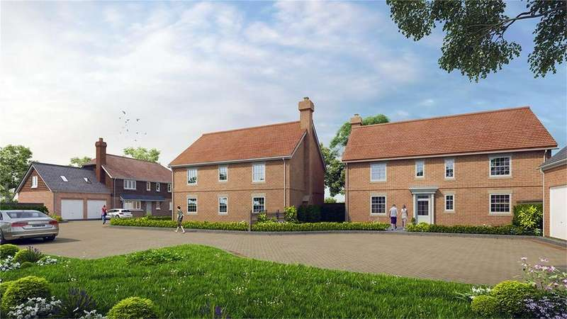 4 Bedrooms Detached House for sale in The Orchards, Uckfield Road, Ringmer, Lewes, East Sussex