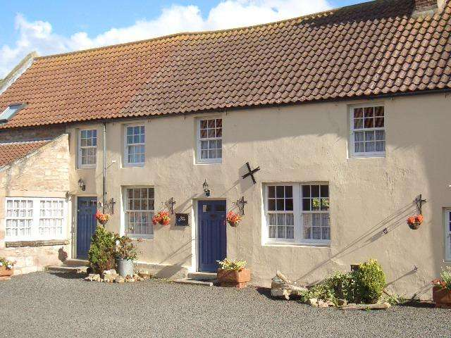 3 Bedrooms Cottage House for sale in 163, Main Street, Seahouses, North Sunderland NE68
