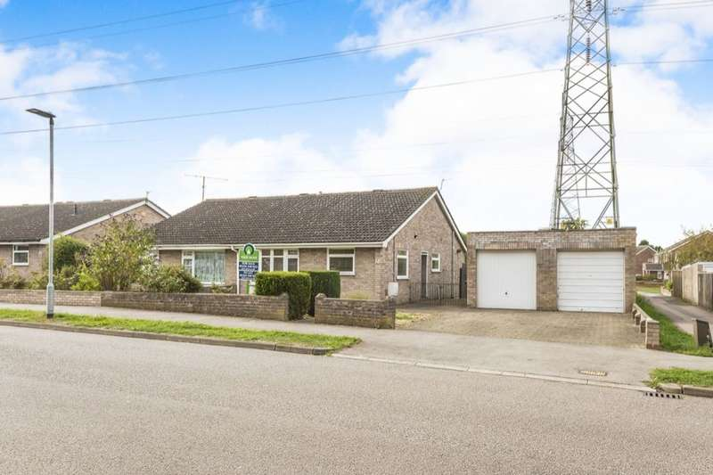 2 Bedrooms Semi Detached Bungalow for sale in Torridge Rise, Brickhill, Bedford, MK41