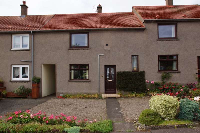 3 Bedrooms Property for sale in Aithernie Drive, Upper Largo, Leven, KY8