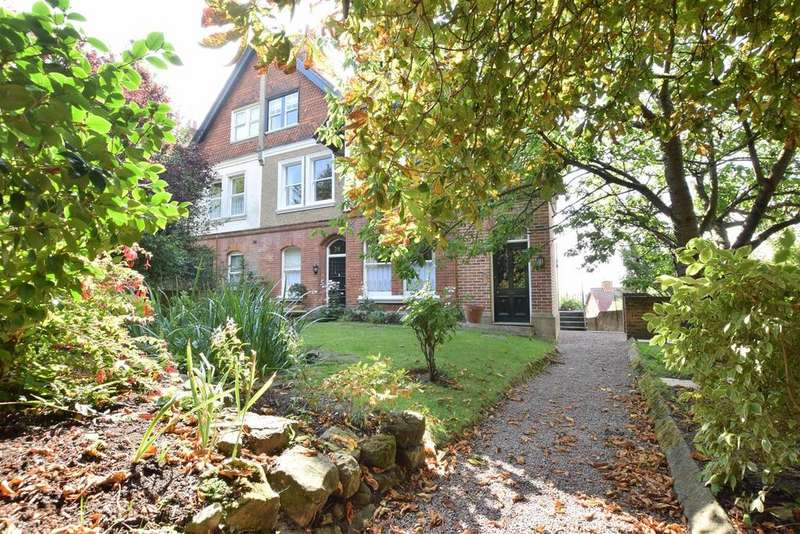 8 Bedrooms Semi Detached House for sale in St. Peters Road, St. Leonards-On-Sea