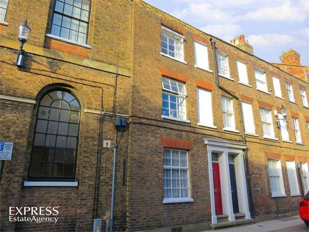 3 Bedrooms Town House for sale in Hill Street, Wisbech, Cambridgeshire