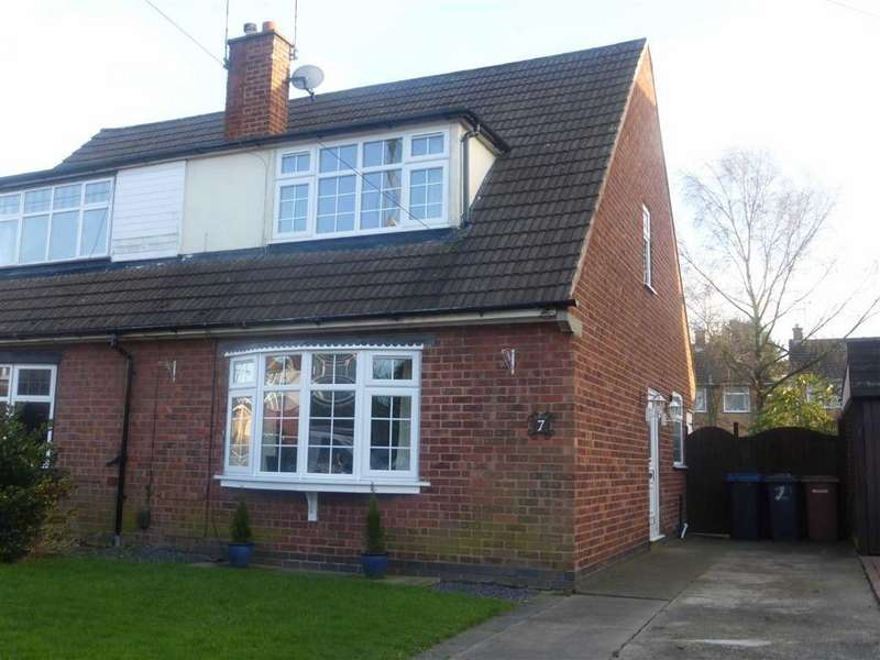 3 Bedrooms Semi Detached House for sale in Ambleside, Barwell
