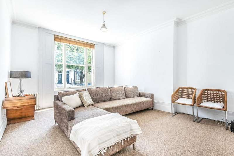 2 Bedrooms Flat for sale in Eardley Crescent, Earl's Court