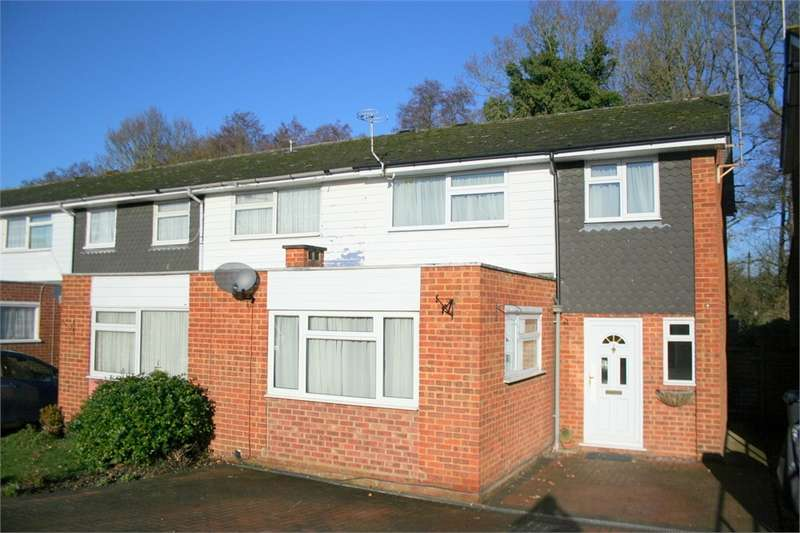 3 Bedrooms End Of Terrace House for sale in Vine Road, Stoke Poges, Buckinghamshire