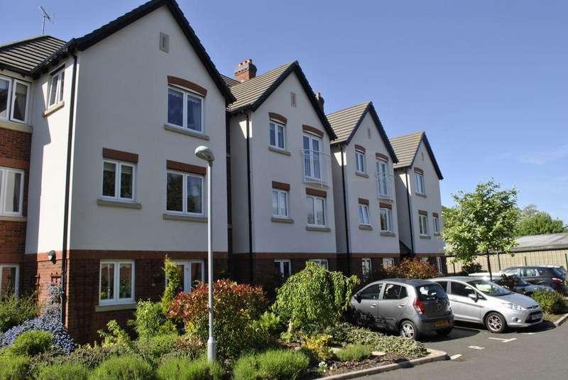1 Bedroom Retirement Property for sale in Sandhurt Street, Oadby, LE2
