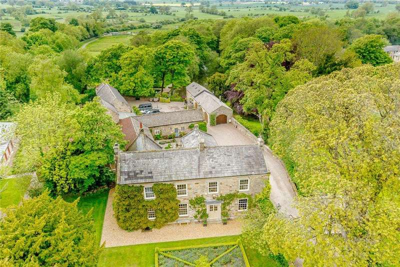 11 Bedrooms Detached House for sale in Park House, Ravensworth, Richmond, North Yorkshire, DL11