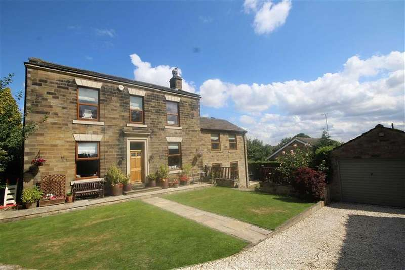 4 Bedrooms Detached House for sale in Queen Street, Gomersal, West Yorkshire