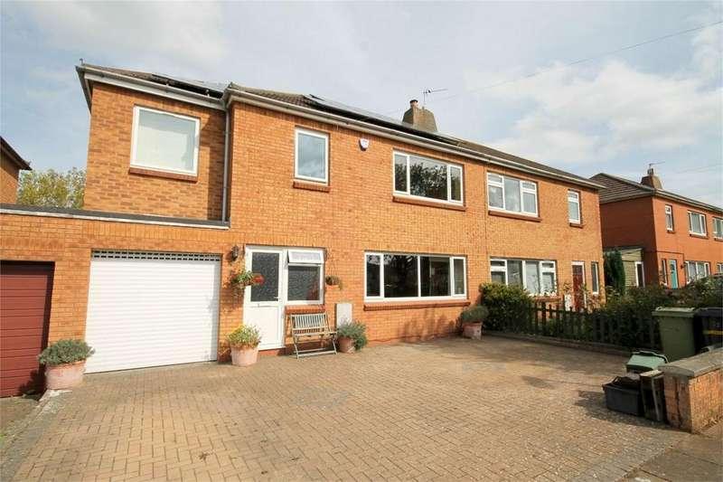 4 Bedrooms Semi Detached House for sale in Brockworth Crescent, Stapleton, Bristol