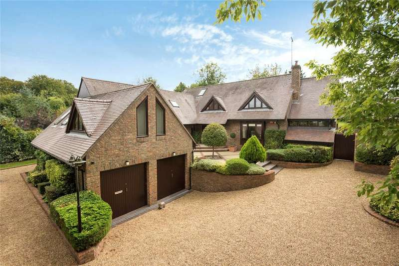 6 Bedrooms Detached House for sale in Petersfield Road, Ropley, Alresford, Hampshire, SO24