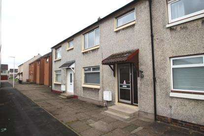 3 Bedrooms Terraced House for sale in Beauly Court, Grangemouth