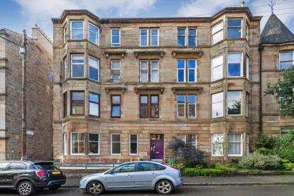 2 Bedrooms Flat for sale in Wilton Street, North Kelvinside, Glasgow