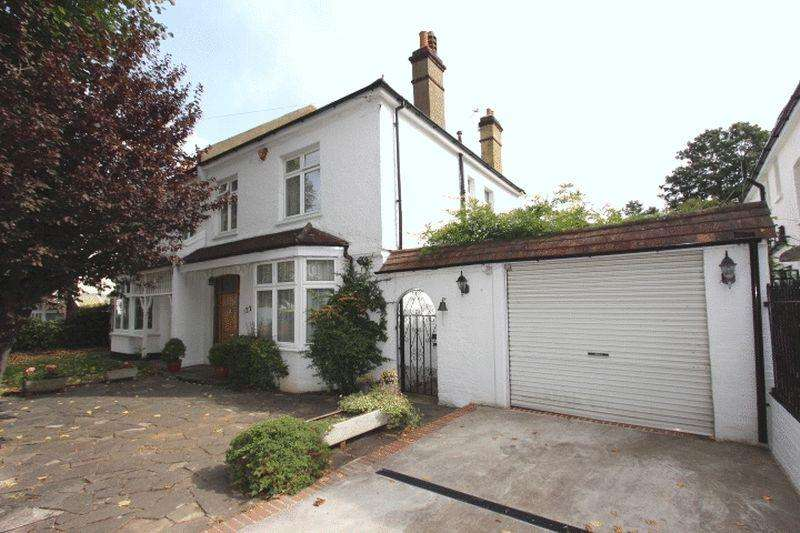 4 Bedrooms Semi Detached House for sale in Carshalton Park Road, Carshalton Beeches