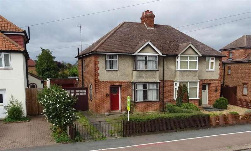 3 Bedrooms Semi Detached House for sale in Coleridge Road, Cambridge