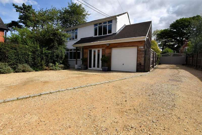 4 Bedrooms Detached House for sale in Whitehouse Road, Woodcote, Reading