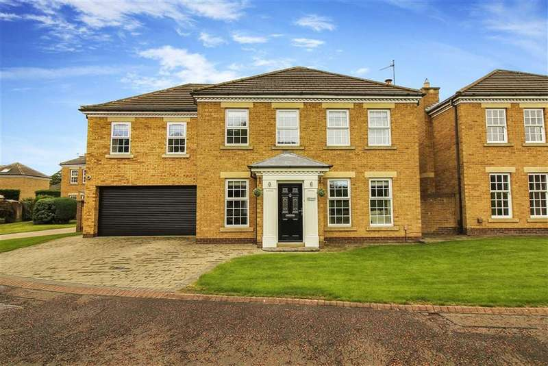 6 Bedrooms Detached House for sale in Denewood, Forest Hall, Tyne And Wear
