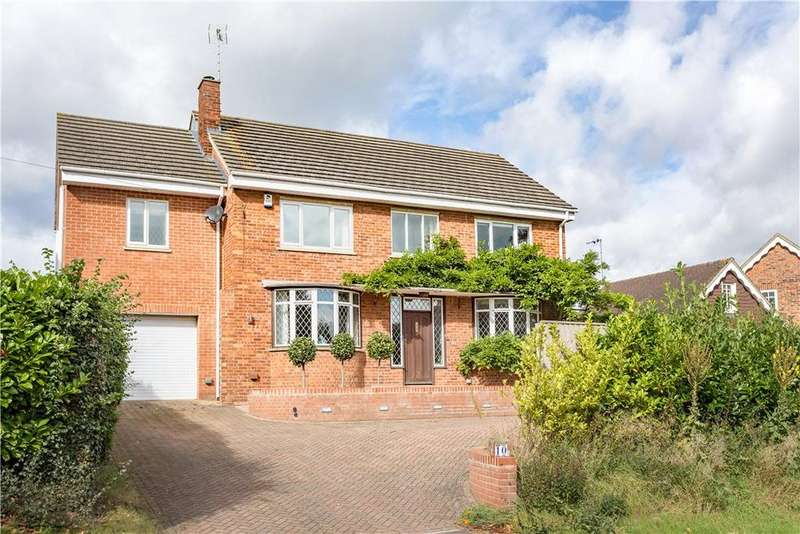 5 Bedrooms Detached House for sale in Sandy Lane, Charlton Kings, Cheltenham, Gloucestershire, GL53