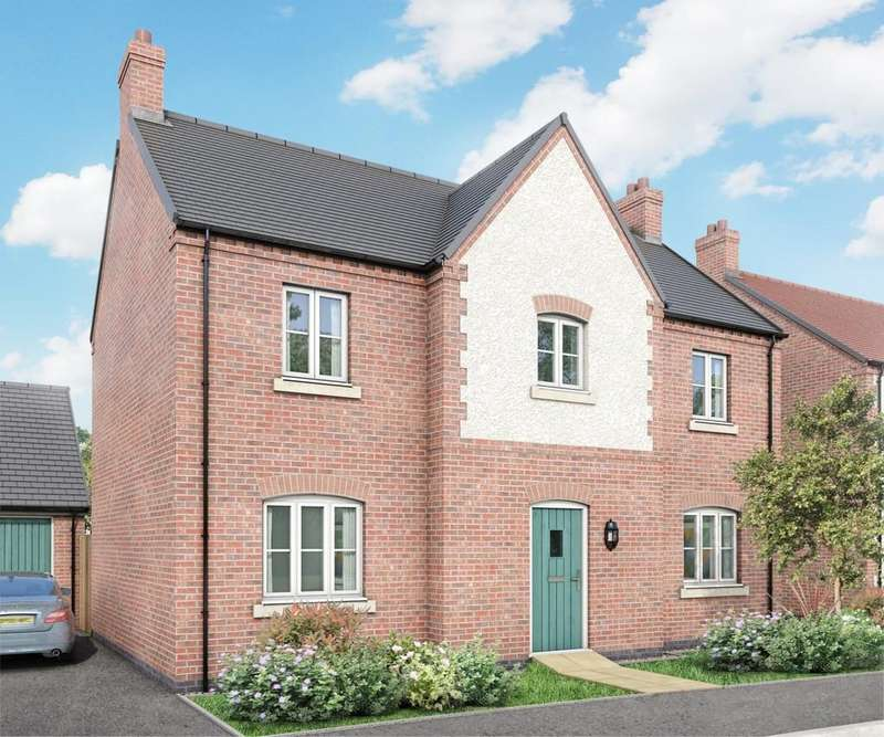 4 Bedrooms Detached House for sale in Holborn Place, Codnor