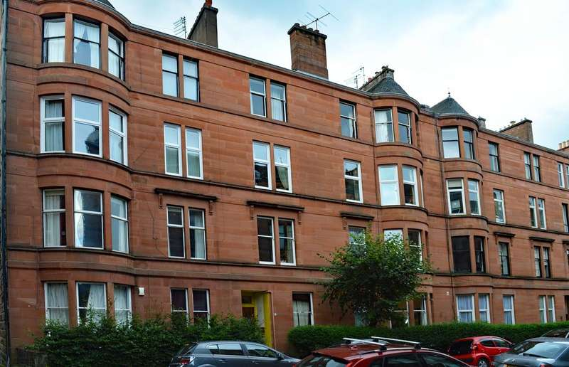 3 Bedrooms Flat for sale in 10 Jedburgh Gardens, Glasgow G20