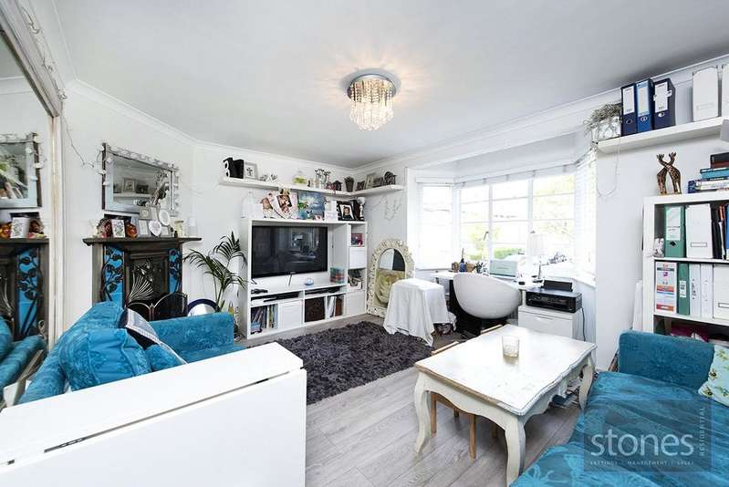 2 Bedrooms Apartment Flat for sale in Denison Close, London, N2