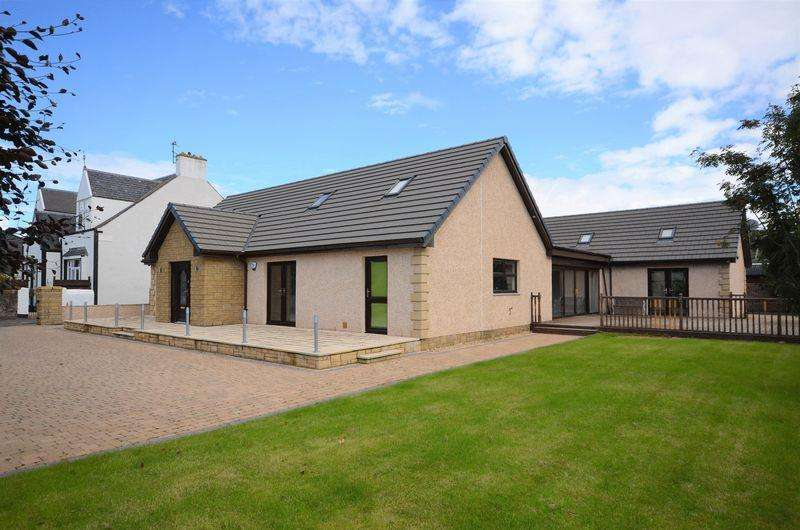 4 Bedrooms Detached Bungalow for sale in 5 Meadowbank Lane, Prestwick KA9 1RX