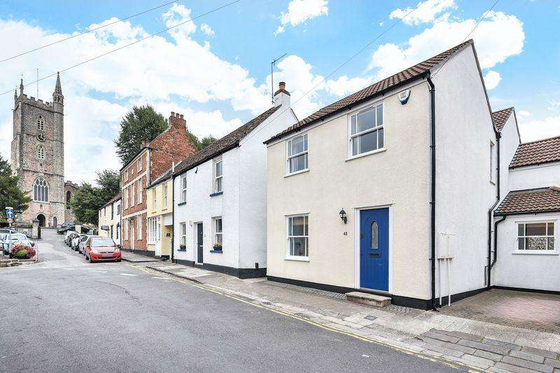 4 Bedrooms Detached House for sale in Church Road, Bristol