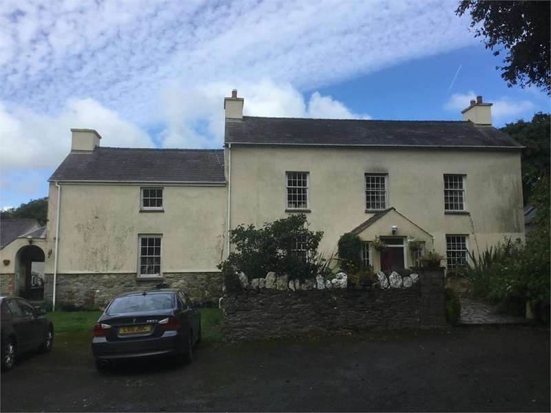 6 Bedrooms Detached House for sale in Penfeidr, Castlemorris, Haverfordwest, Pembrokeshire