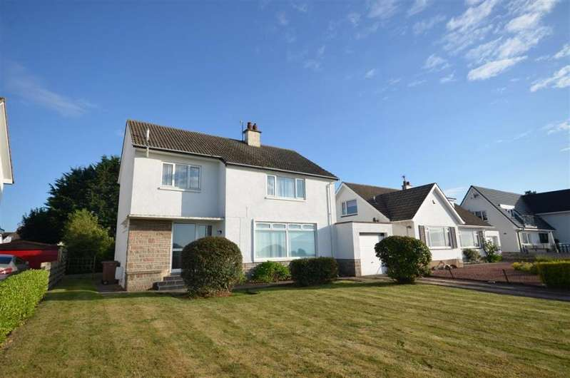 4 Bedrooms Detached Villa House for sale in 12 Castle Walk, Doonfoot, KA7 4HH