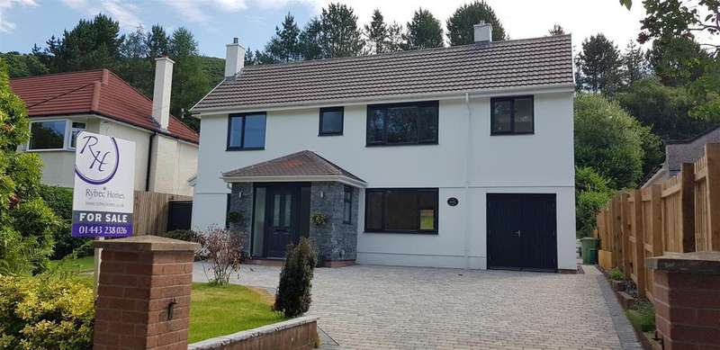 4 Bedrooms Detached House for sale in Ely Valley Road, Talbot Green, Pontyclun