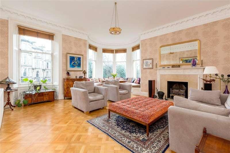 5 Bedrooms Flat for sale in Rothesay Terrace, Edinburgh