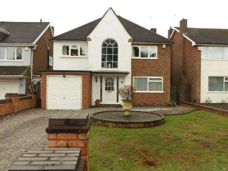 4 Bedrooms Detached House for sale in Kempson Avenue, Sutton Coldfield