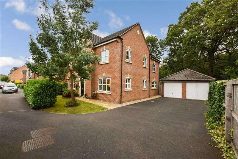 4 Bedrooms Detached House for sale in Lawnhurst Avenue, Manchester, M23