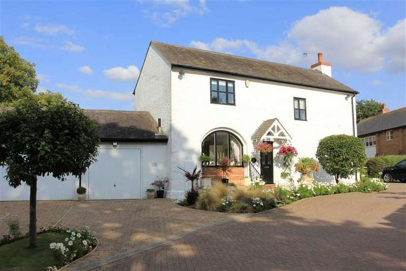 3 Bedrooms Barn Conversion Character Property for sale in Gaulby Lane, Stoughton