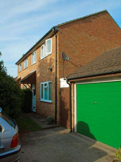3 Bedrooms Semi Detached House for sale in Thirlmere Gardens, Flitwick, Bedford, Bedfordshire
