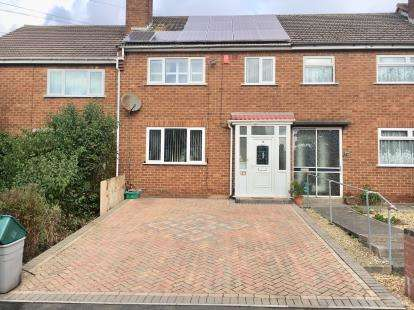 3 Bedrooms Terraced House for sale in Kilvert Close, Brislington, Bristol