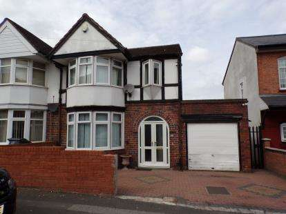 5 Bedrooms Semi Detached House for sale in Oakwood Road, Sparkhill, Birmingham, West Midlands