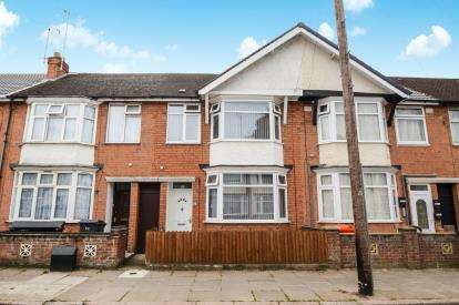 3 Bedrooms Terraced House for sale in Frisby Road, Leicester, Leicestershire, England