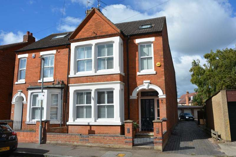 5 Bedrooms Semi Detached House for sale in Queen Victoria Street, Rugby Town Centre