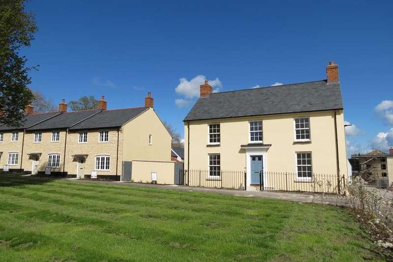 4 Bedrooms Detached House for sale in Kingston Farm, Bradford on Avon, BA15
