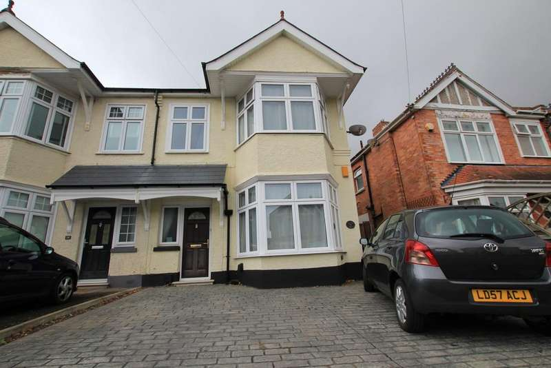 4 Bedrooms Semi Detached House for sale in Sunnyhill Road