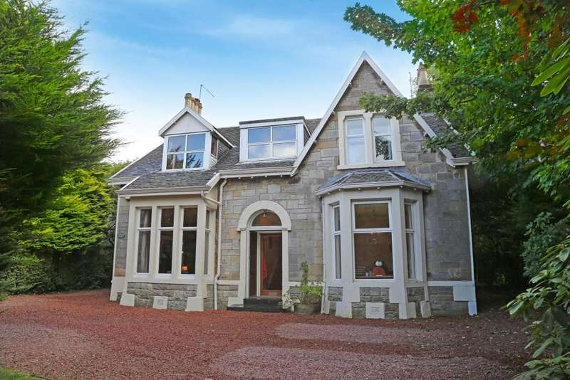 4 Bedrooms Detached House for sale in 29 Glasgow Road, Milngavie, G62 6AQ
