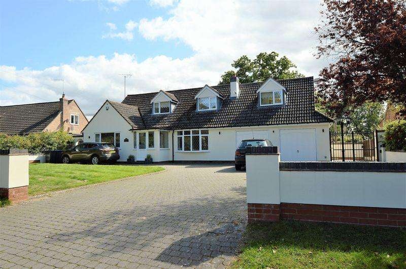 4 Bedrooms Detached House for sale in Middletown Lane * Sambourne * B96 6NX