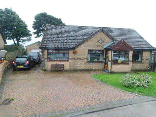 4 Bedrooms Detached Bungalow for sale in HILLCREST, TOW LAW, BISHOP AUCKLAND