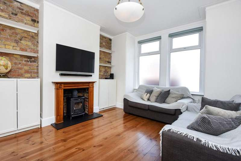 1 Bedroom Flat for sale in Denison Road, Colliers Wood