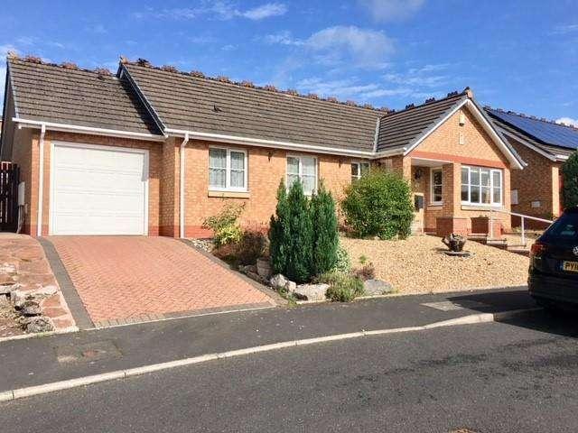 3 Bedrooms Detached Bungalow for sale in 6 Howard Gardens, Brampton, Carlisle, Cumbria CA8