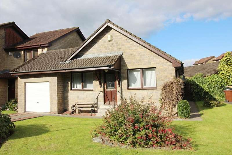 2 Bedrooms Bungalow for sale in Honeysuckle Lane , Heatherdale Village, Jamestown G83