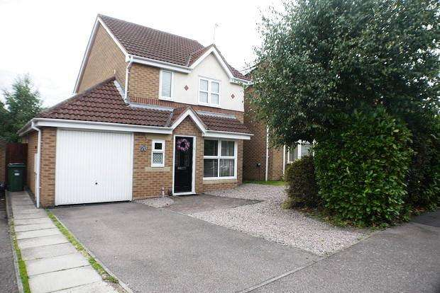 3 Bedrooms Detached House for sale in Darien Way, Thorpe Astley, Braunstone Leicester, LE3
