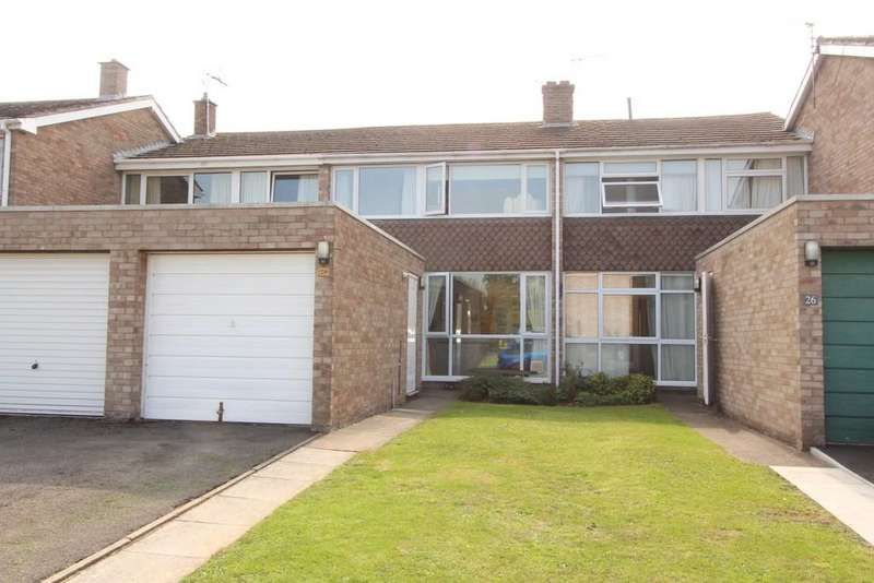 3 Bedrooms Terraced House for sale in Waverley Road, Backwell