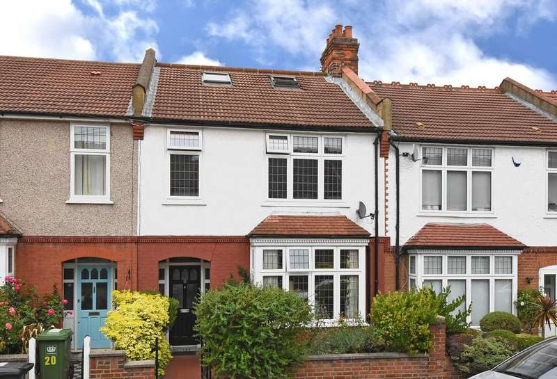 4 Bedrooms Terraced House for sale in Riseldine Road SE23